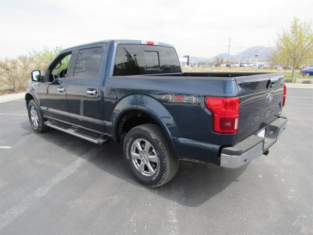 2018 F-150 SuperCrew Cab 4x4,  Pickup #T26664 - photo 4
