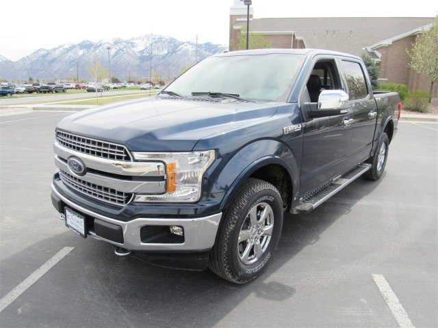 2018 F-150 SuperCrew Cab 4x4,  Pickup #T26664 - photo 5
