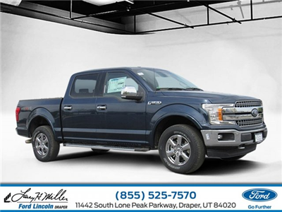 2018 F-150 SuperCrew Cab 4x4,  Pickup #T26664 - photo 1