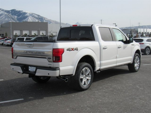 2018 F-150 SuperCrew Cab 4x4, Pickup #T26733 - photo 2