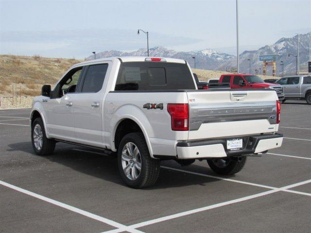 2018 F-150 SuperCrew Cab 4x4, Pickup #T26733 - photo 4