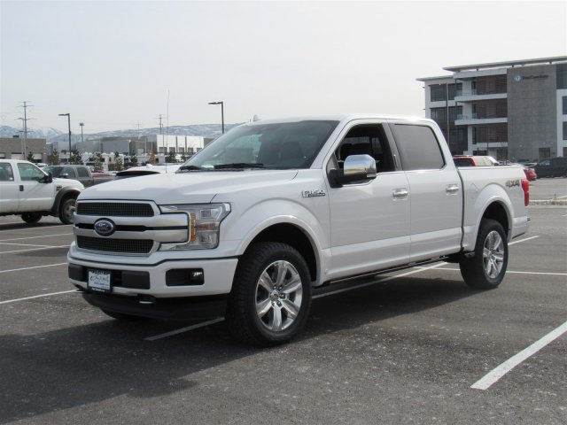 2018 F-150 SuperCrew Cab 4x4, Pickup #T26733 - photo 5