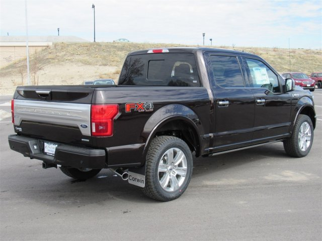 2018 F-150 SuperCrew Cab 4x4, Pickup #T26780 - photo 2