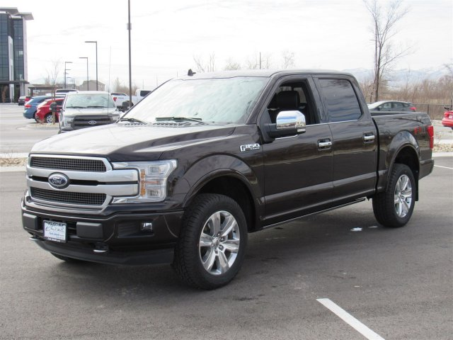 2018 F-150 SuperCrew Cab 4x4, Pickup #T26780 - photo 5