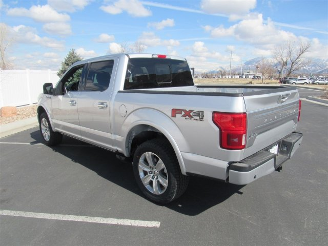 2018 F-150 SuperCrew Cab 4x4, Pickup #T26796 - photo 4