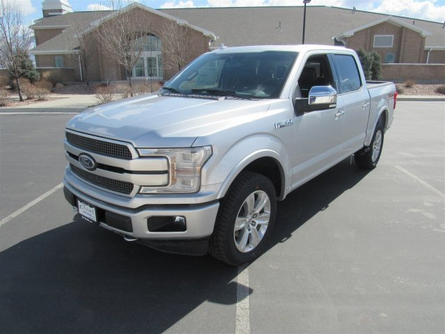 2018 F-150 SuperCrew Cab 4x4, Pickup #T26796 - photo 5