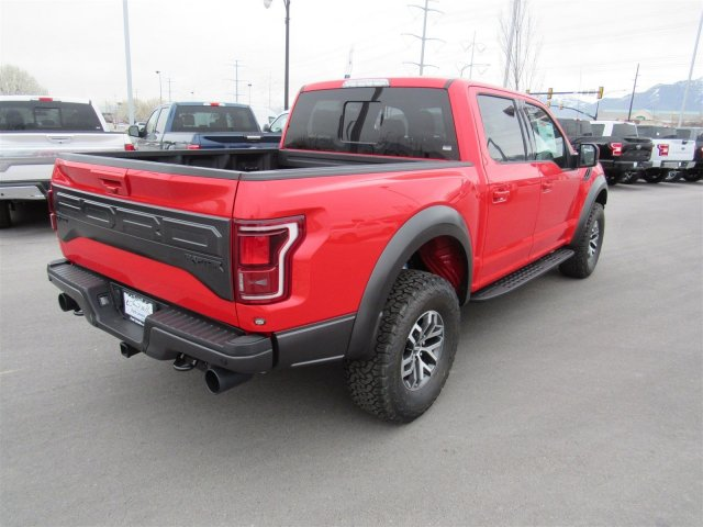 2018 F-150 SuperCrew Cab 4x4, Pickup #T26798 - photo 2