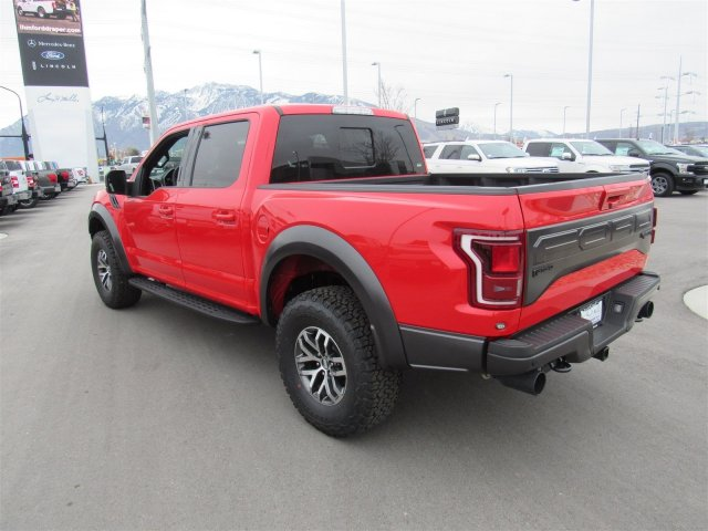 2018 F-150 SuperCrew Cab 4x4, Pickup #T26798 - photo 4
