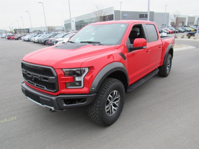 2018 F-150 SuperCrew Cab 4x4, Pickup #T26798 - photo 5