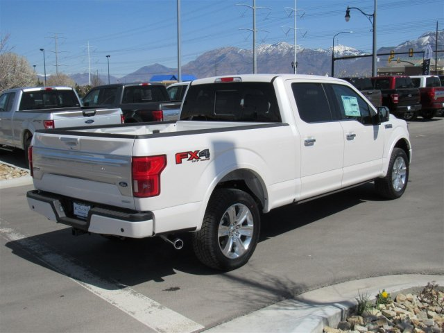 2018 F-150 SuperCrew Cab 4x4, Pickup #T26816 - photo 2