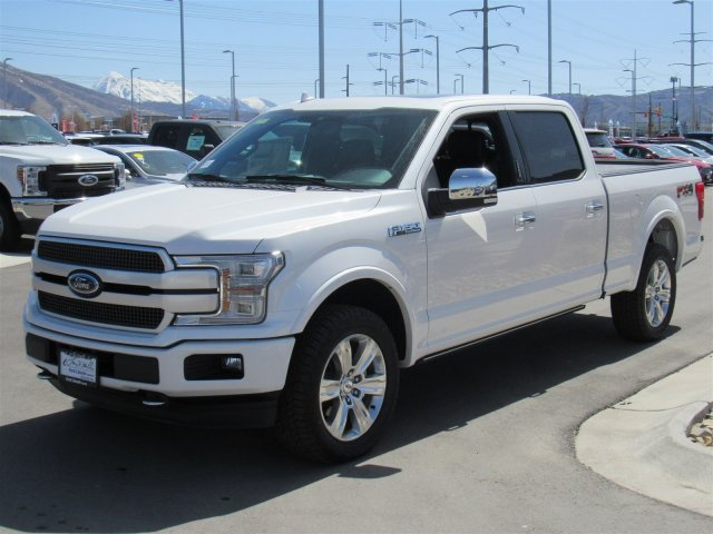 2018 F-150 SuperCrew Cab 4x4, Pickup #T26816 - photo 5