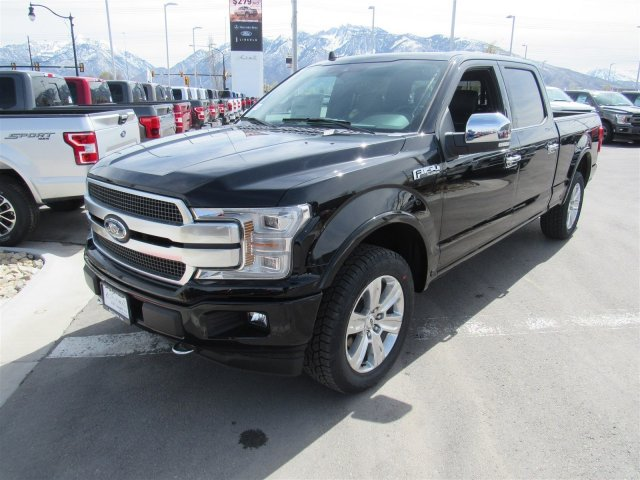 2018 F-150 SuperCrew Cab 4x4,  Pickup #T26830 - photo 5