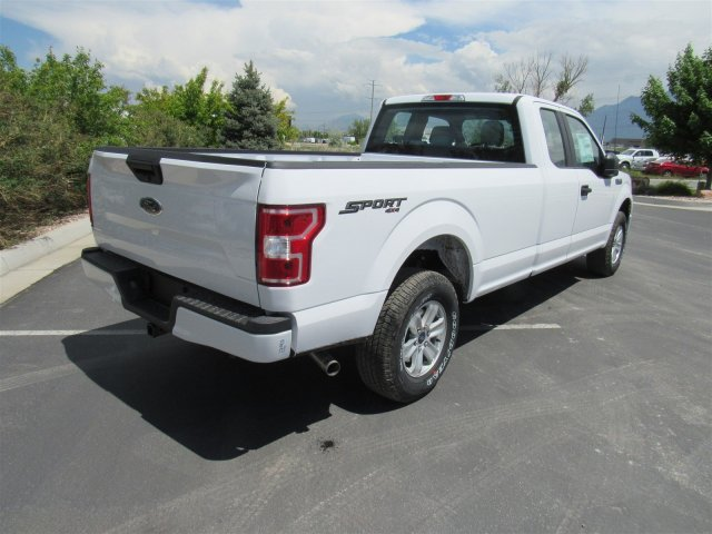 2018 F-150 Super Cab 4x4,  Pickup #T27073 - photo 2