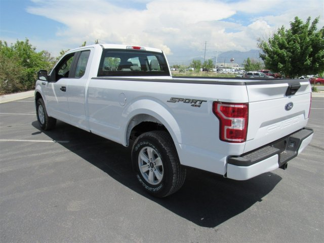 2018 F-150 Super Cab 4x4,  Pickup #T27073 - photo 4