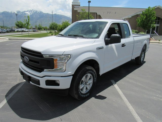 2018 F-150 Super Cab 4x4,  Pickup #T27073 - photo 5
