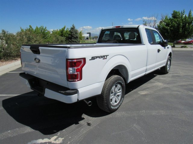 2018 F-150 Super Cab 4x4,  Pickup #T27097 - photo 2