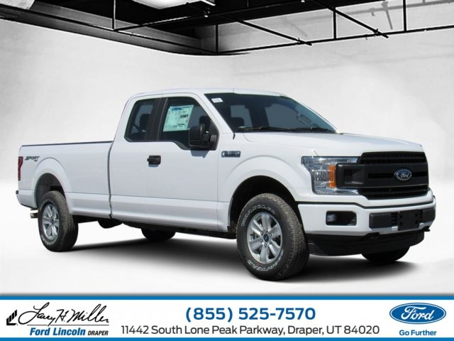 2018 F-150 Super Cab 4x4,  Pickup #T27097 - photo 1