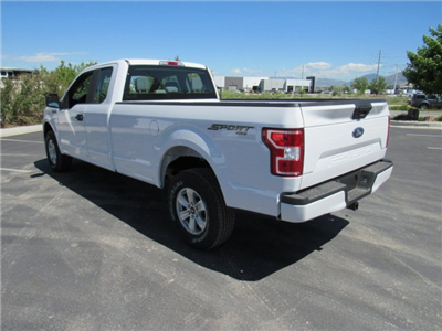 2018 F-150 Super Cab 4x4,  Pickup #T27097 - photo 4