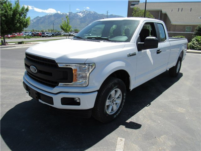 2018 F-150 Super Cab 4x4,  Pickup #T27097 - photo 5
