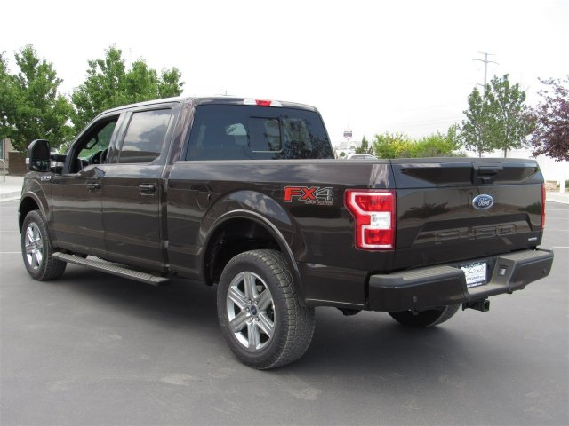 2018 F-150 SuperCrew Cab 4x4,  Pickup #T27267 - photo 5