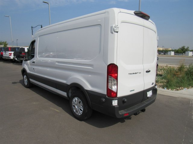 2018 Transit 150 Med Roof 4x2,  Empty Cargo Van #T27282 - photo 4