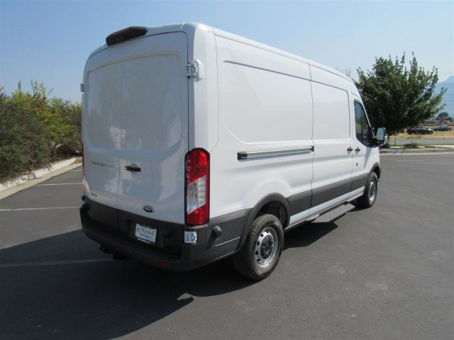 2018 Transit 350 Med Roof 4x2,  Empty Cargo Van #T27285 - photo 2