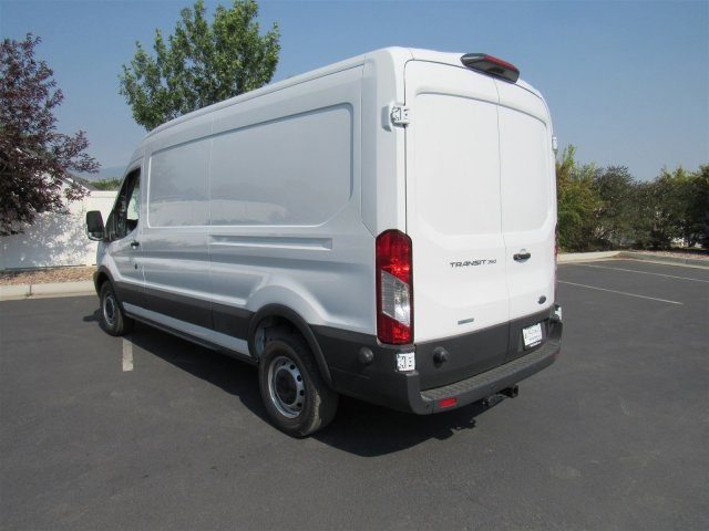 2018 Transit 350 Med Roof 4x2,  Empty Cargo Van #T27285 - photo 9