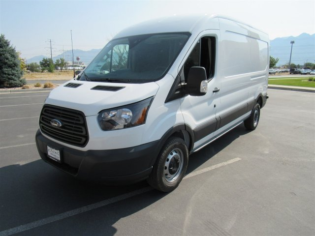 2018 Transit 350 Med Roof 4x2,  Empty Cargo Van #T27285 - photo 10