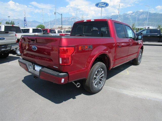 2018 F-150 SuperCrew Cab 4x4,  Pickup #T27292 - photo 2