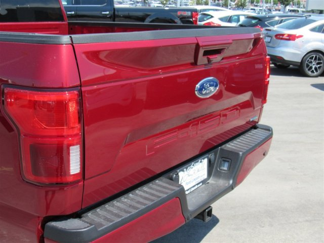 2018 F-150 SuperCrew Cab 4x4,  Pickup #T27292 - photo 3