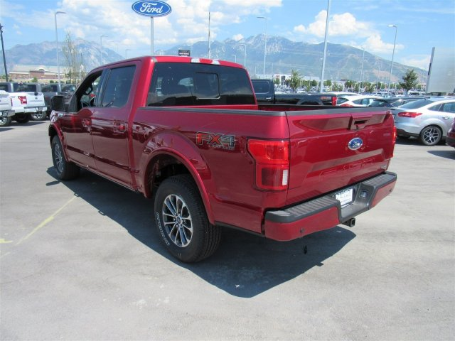 2018 F-150 SuperCrew Cab 4x4,  Pickup #T27292 - photo 4