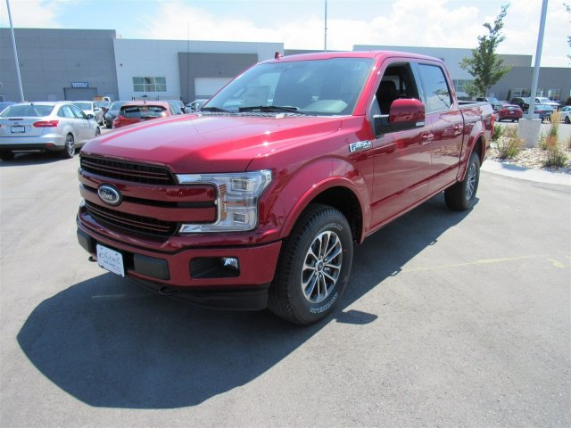 2018 F-150 SuperCrew Cab 4x4,  Pickup #T27292 - photo 5