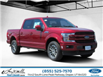 2018 F-150 SuperCrew Cab 4x4,  Pickup #T27292 - photo 1