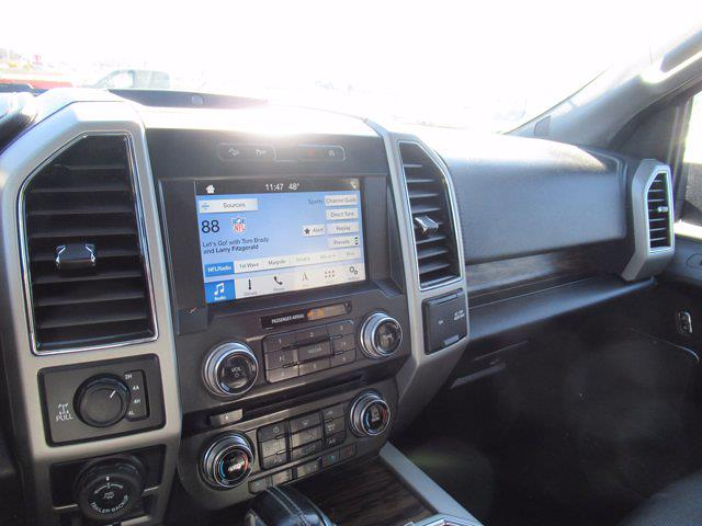 2018 F-150 SuperCrew Cab 4x4,  Pickup #T27295 - photo 4