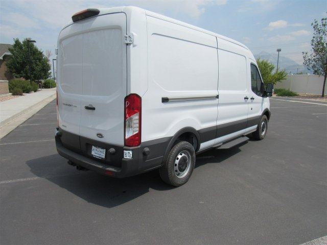 2018 Transit 350 Med Roof 4x2,  Empty Cargo Van #T27301 - photo 2