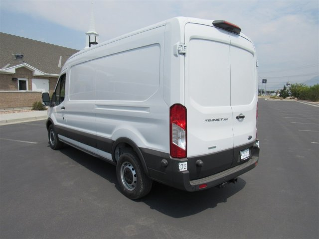 2018 Transit 350 Med Roof 4x2,  Empty Cargo Van #T27301 - photo 7