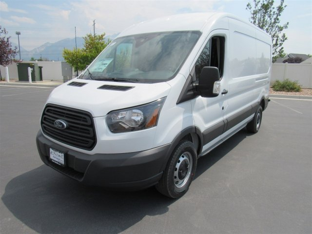 2018 Transit 350 Med Roof 4x2,  Empty Cargo Van #T27301 - photo 9