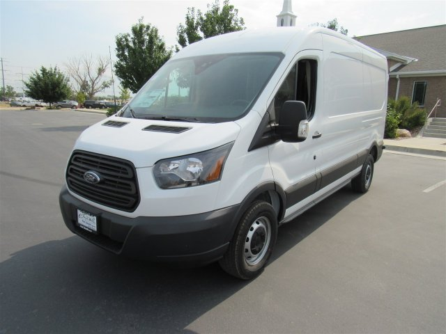 2018 Transit 350 Med Roof 4x2,  Empty Cargo Van #T27309 - photo 5