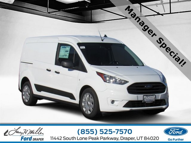 2019 Transit Connect 4x2,  Empty Cargo Van #T27448 - photo 1