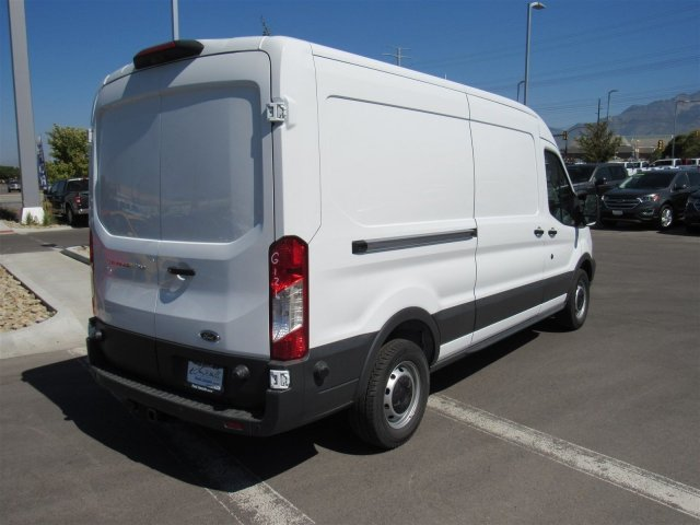 2018 Transit 150 Med Roof 4x2,  Empty Cargo Van #T27477 - photo 3