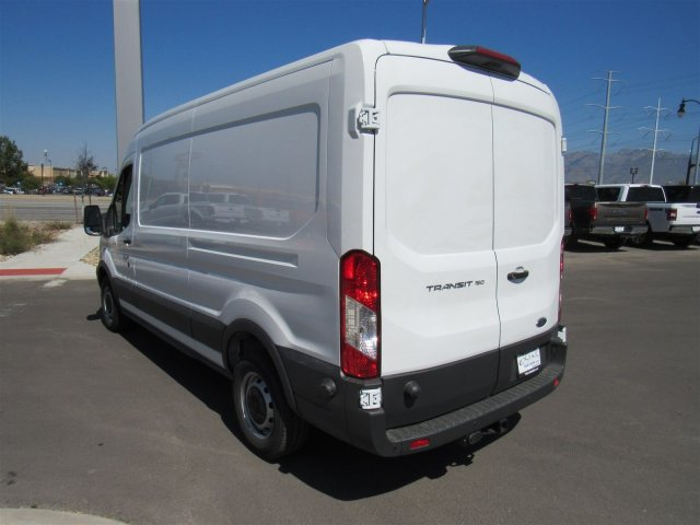 2018 Transit 150 Med Roof 4x2,  Empty Cargo Van #T27508 - photo 4