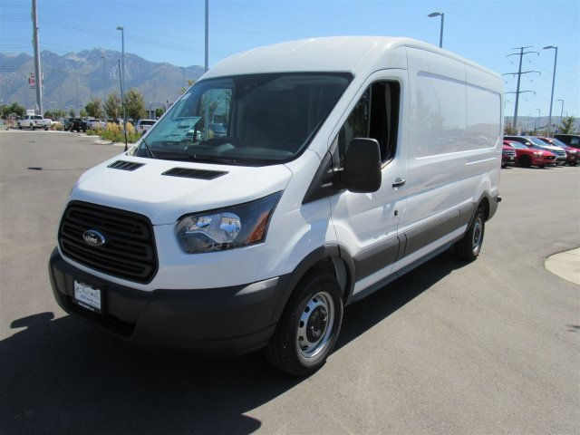 2018 Transit 150 Med Roof 4x2,  Empty Cargo Van #T27508 - photo 5