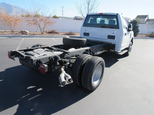 2019 F-350 Regular Cab DRW 4x4,  Cab Chassis #T27556 - photo 2