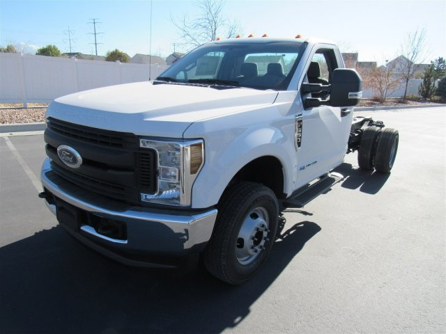 2019 F-350 Regular Cab DRW 4x4,  Cab Chassis #T27556 - photo 9