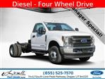2019 F-350 Regular Cab DRW 4x4,  Cab Chassis #T27556 - photo 1
