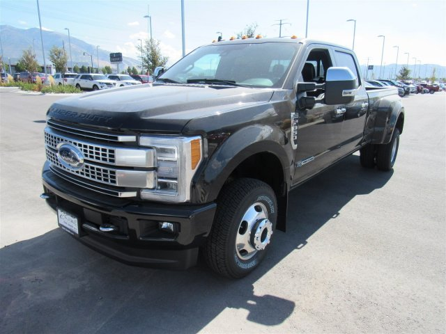 2019 F-350 Crew Cab DRW 4x4,  Pickup #T27594 - photo 4