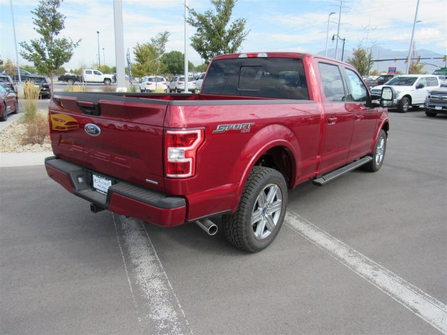 2018 F-150 SuperCrew Cab 4x4,  Pickup #T27621 - photo 2