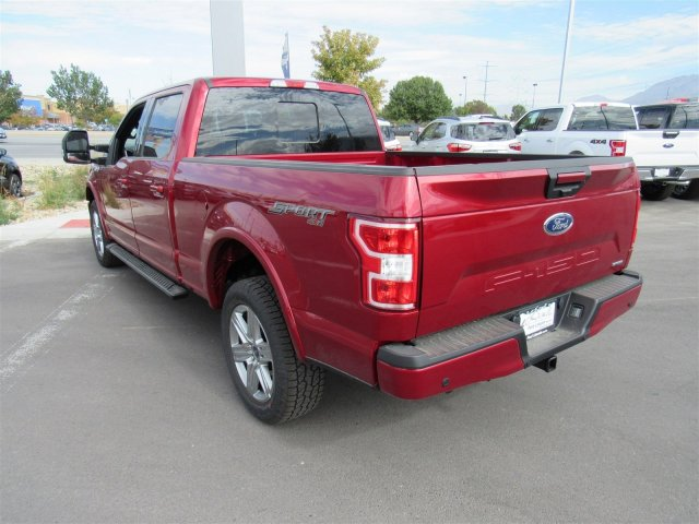 2018 F-150 SuperCrew Cab 4x4,  Pickup #T27621 - photo 7