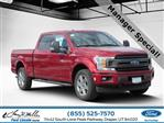 2018 F-150 SuperCrew Cab 4x4,  Pickup #T27621 - photo 1