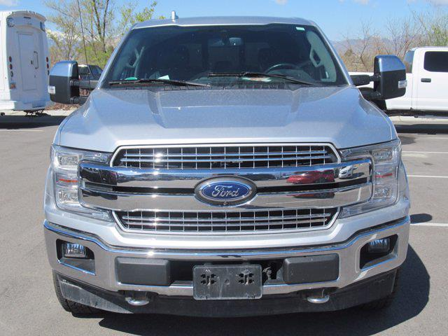 2018 F-150 SuperCrew Cab 4x4,  Pickup #T27852 - photo 2